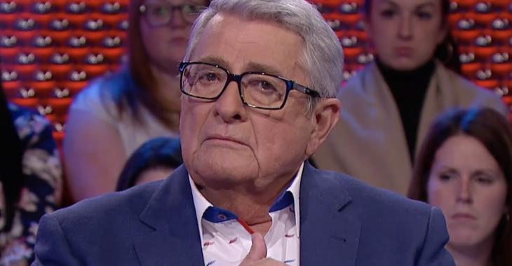 Michel Louvain fond en larmes à la télévision
