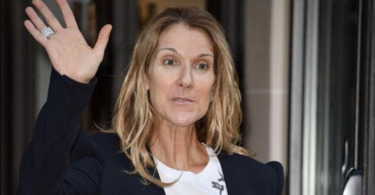 Céline Dion réagit au décès de Johnny Hallyday