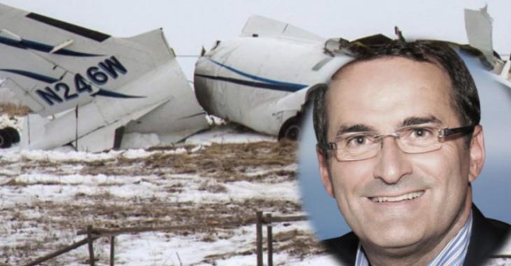 Triste nouvelle concernant la mort de Jean Lapierre