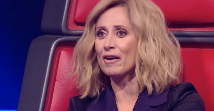 Lara Fabian fond en larmes à la télévision
