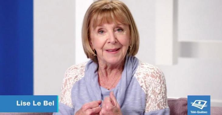 Une grande dame de la télévision québécoise rend l'âme à l'âge de 71 ans