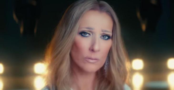 Céline Dion est absolument méconnaissable dans son nouveau clip
