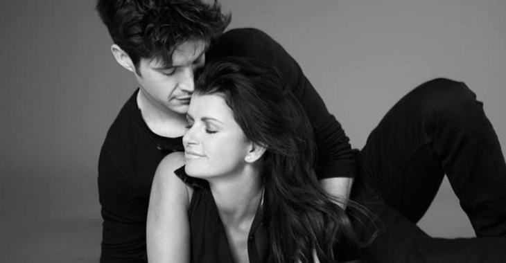 Éric Bruneau et Kim Lévesque-Lizotte sont parents!