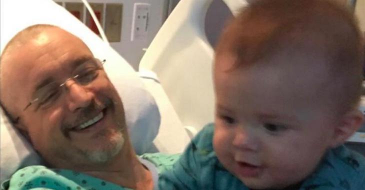 Dan Bigras annonce la meilleure des nouvelles, concernant son cancer