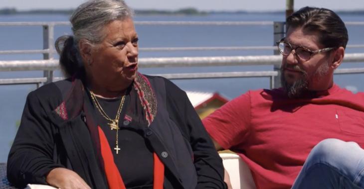 Ginette Reno confie que la relation avec son fils était difficile