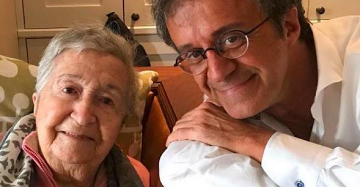 Stéphane Laporte publie un texte terriblement émouvant et bouleversant suite au décès de sa mère