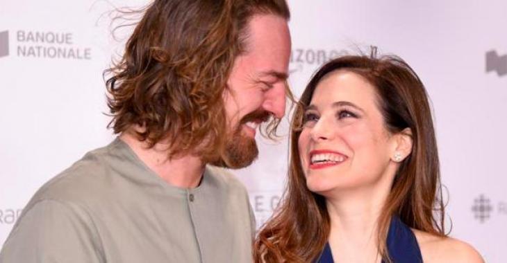 Caroline Dhavernas et Maxime Le Flaguais sont parents!