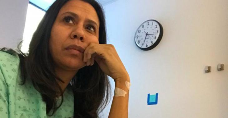 Isabelle Racicot subit une mastectomie