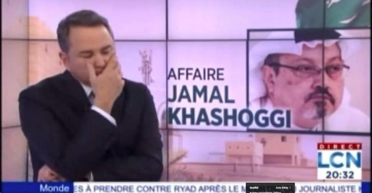 Le journaliste de TVA Pierre Jobin oublie qu'il est en direct et offre le moment le plus drôle de la journée