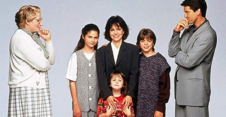 Pierce Brosnan et les enfants de Mrs Doubtfire se réunissent 25 ans après le célèbre film