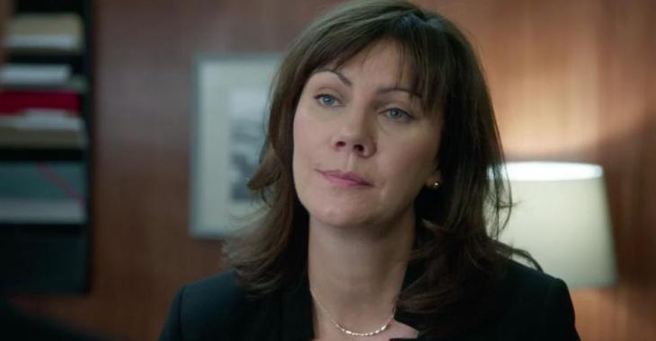 District 31: L'auteur Luc Dionne fait une importante mise au point sur la lieutenant Gabrielle Simard