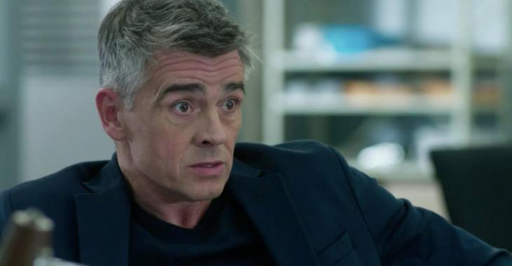 L'acteur Patrice Godin, de District 31, fait de troublantes confidences à propos de son personnage