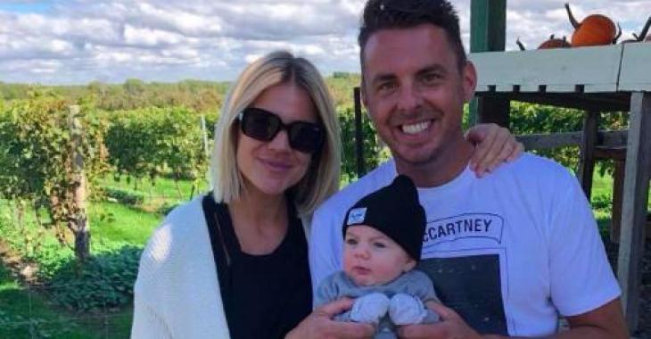 Philippe Bond raconte comment il a rencontré son amoureuse (et mère de son fils) et c'est tellement cute!