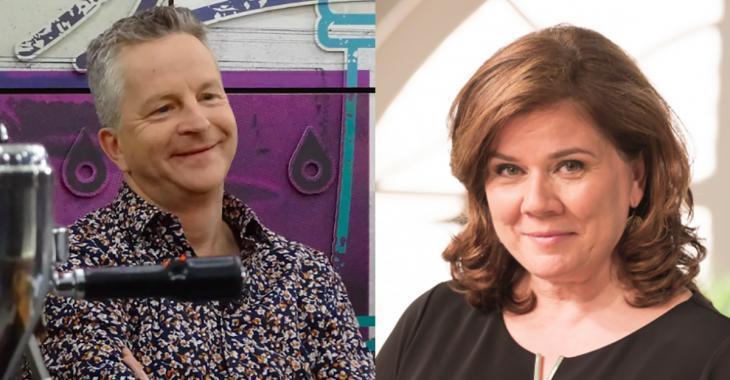 On sait maintenant quelle émission remplacera Entrée principale et Marina Orsini, à Radio-Canada