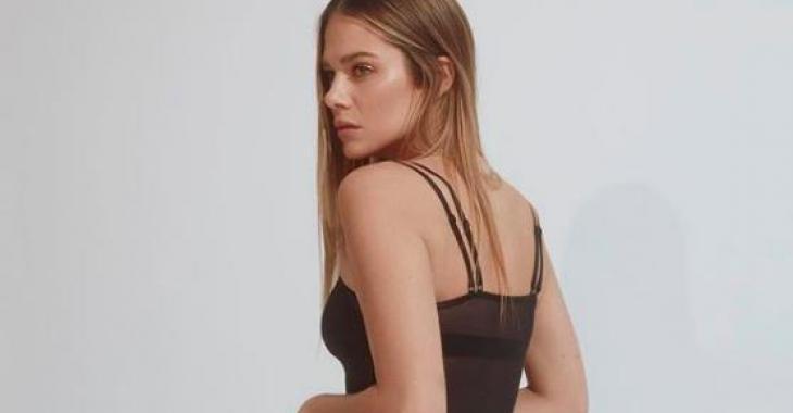 Maripier Morin avait une excellente raison de participer à un concours de fitness en bikini