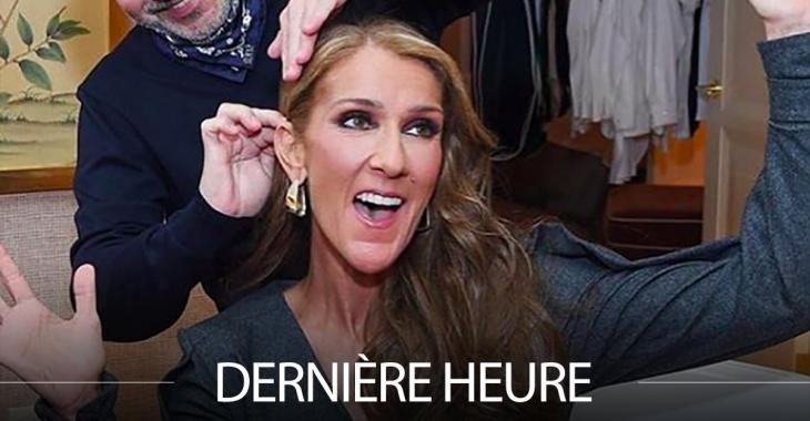 Céline Dion lance une nouvelle tournée mondiale et voici quand elle sera au Québec