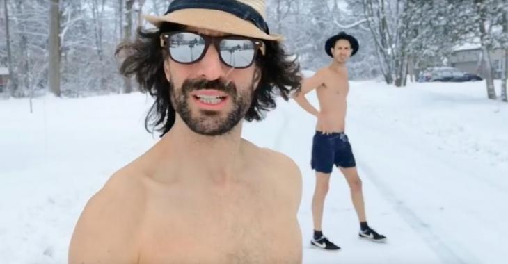 Il est où le printemps, il est où? Jérémy Demay et Mathieu Cyr sortent la chanson virale de la journée!