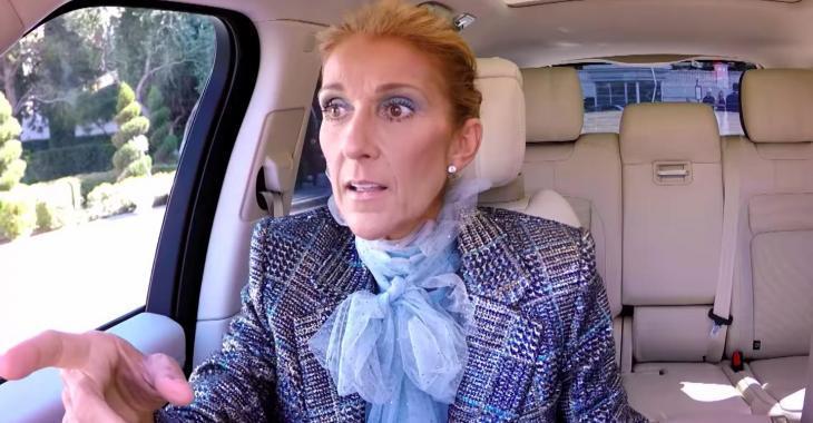 Céline Dion est la cible de nombreux commentaires négatifs suite à son Carpool Karaoke