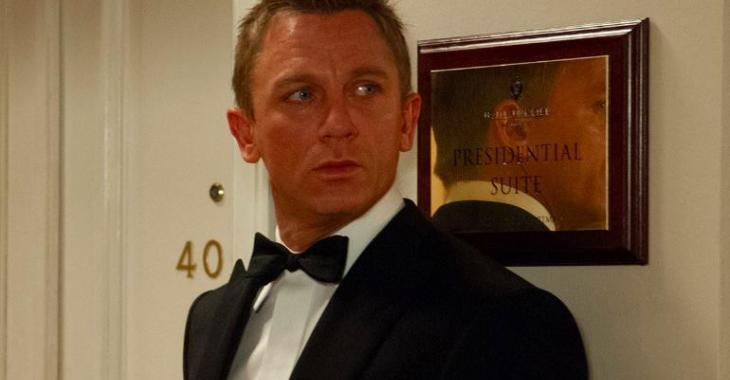 DERNIÈRE HEURE: Daniel Craig opéré après s'être blessé pendant le tournage de James Bond