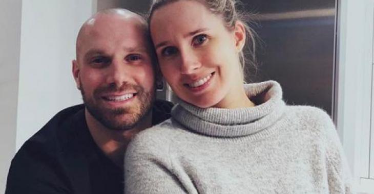 Maïka Desnoyers a reçu l'annonce de sa grossesse comme une gifle en plein visage