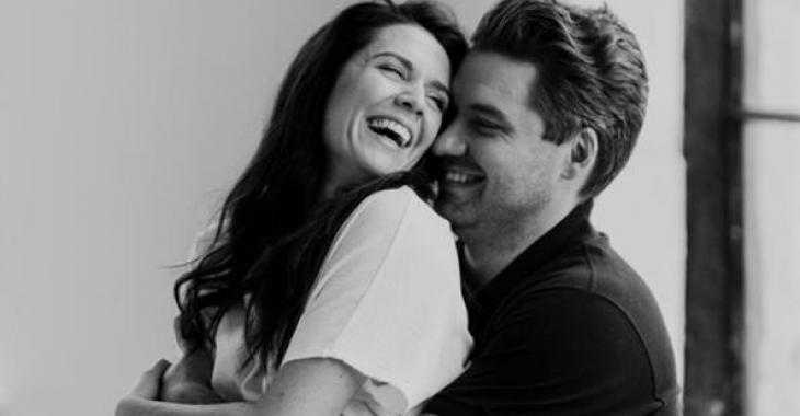Mélissa Désormeaux-Poulin publie une émouvante déclaration d'amour à son homme