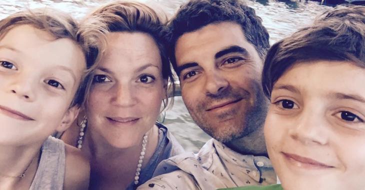 Catherine Proulx-Lemay fait de rares commentaires sur sa séparation avec le comédien David Savard
