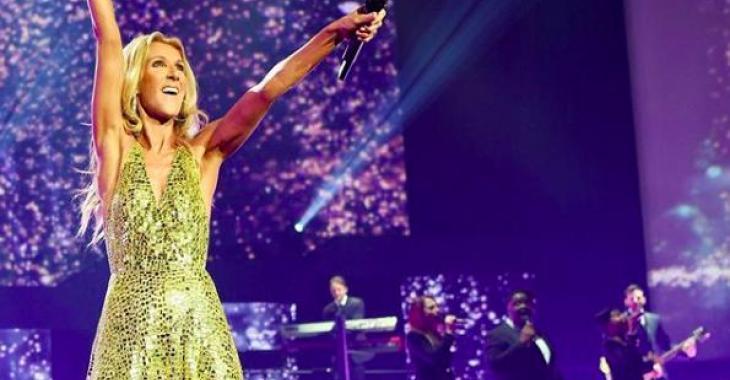 Céline Dion épate la galerie avec sa tenue la plus sexy et excentrique à ce jour
