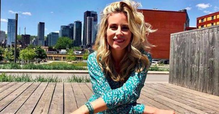 La comédienne Julie Du Page révèle avoir subi une opération à coeur ouvert