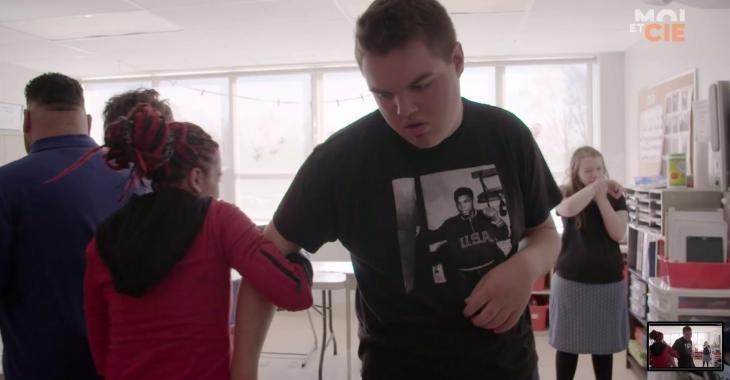 Une nouvelle vidéo bouleversante de Mathis, le fils de Charles Lafortune et Sophie Prégent fait le tour du Web