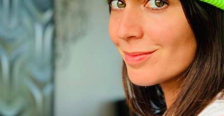 Mélissa Désormeaux-Poulin vole la vedette avec sa robe extraordinaire aux Gémeaux