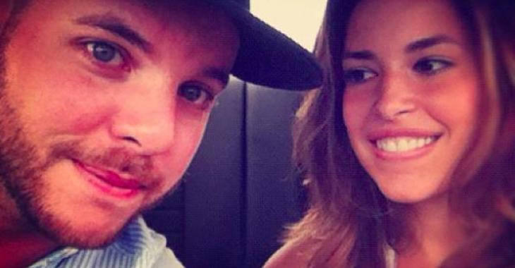 Alexandre Champagne publie un message plein d'émotion pour l'anniversaire de Marilou