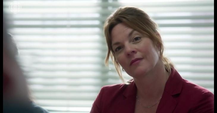Catherine Proulx-Lemay a fait une entrée remarquée dans District 31, les internautes sont unanimes