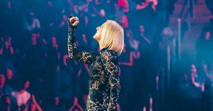 Céline Dion fait exploser le Web avec une photo parfaite pour l'anniversaire de Eddy et Nelson