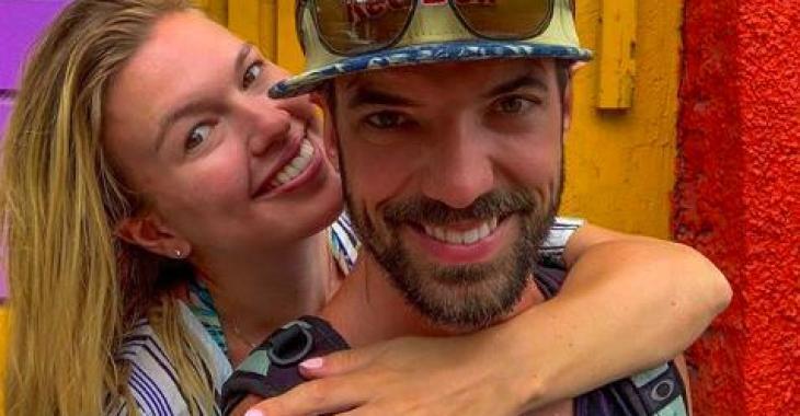 DERNIÈRE HEURE: Charles Hamelin et Geneviève Tardif attendent leur 1er enfant