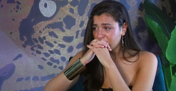 """Encore une crise de larmes pour Rym: """"Je fais mes bagages et je m'en vais drette-là"""""""