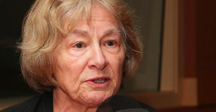 Micheline Lanctôt a été victime d'un infarctus il y a plus d'un an mais elle est aujourd'hui 100% rétablie