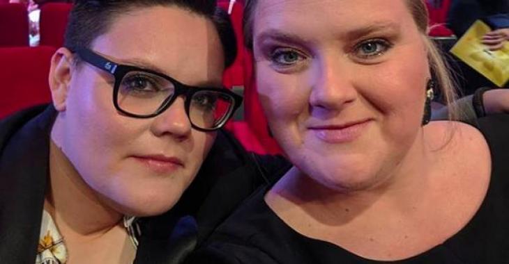 Debbie Lynch-White a solidement remis un internaute à sa place après un message déplacé sur son poids