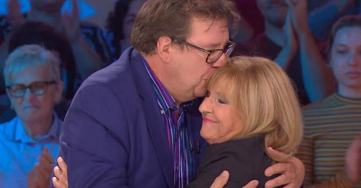 À VOIR: Ovation monstre à Dominique Michel pour ses tout derniers moments à la télévision