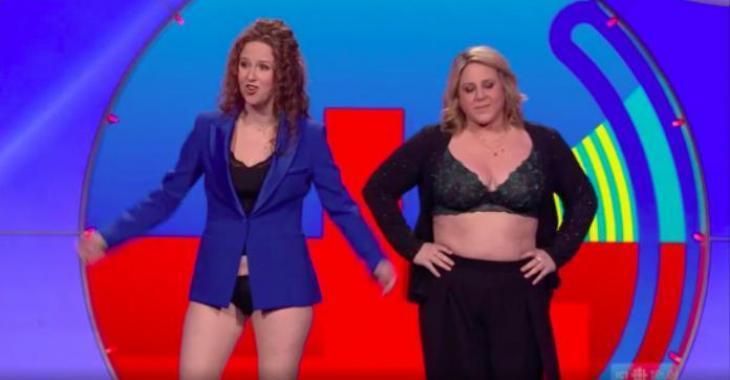 À VOIR: Ovation monstre et sous-vêtements après le moment le plus drôle du Gala Les Olivier