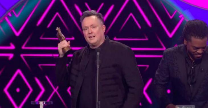 À VOIR: Mike Ward remporte l'Olivier de l'année et prononce un discours qui va passer à l'histoire