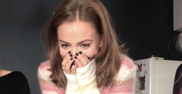 À VOIR: La réaction de Ludivine Reding lorsqu'elle voit la bande-annonce de Fugueuse 2 est parfaite