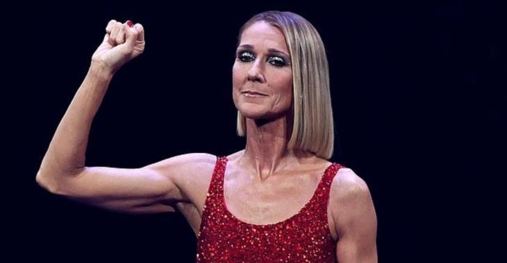 Céline Dion, en larmes sur scène, met des mots sur sa douleur après le décès de sa mère
