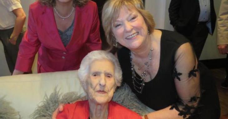 Claudette Dion, la grande soeur de Céline, brise le silence suite au décès de sa mère
