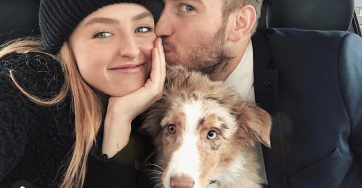 Après avoir perdu son chien et cherché pendant 24 heures, Alicia Moffet confirme le pire des scénarios