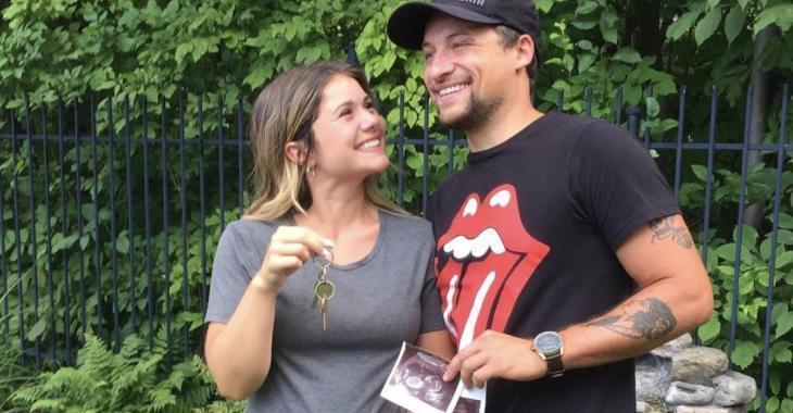 Frédérique Dufort a accouché et elle publie une adorable photo de son nouveau-né