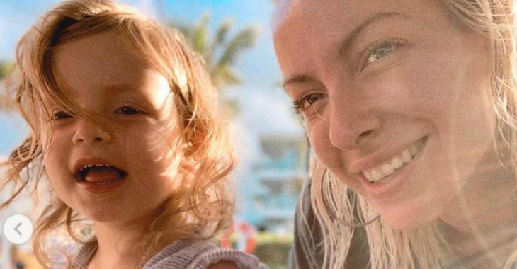 Marie-Mai déclare son amour à son chum en partageant une touchante photo avec lui