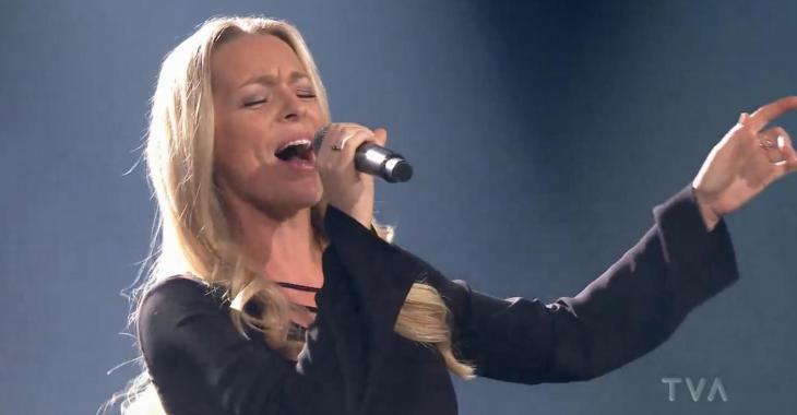 Suzie Villeneuve crée une véritable commotion aux auditions à l'aveugle de La Voix