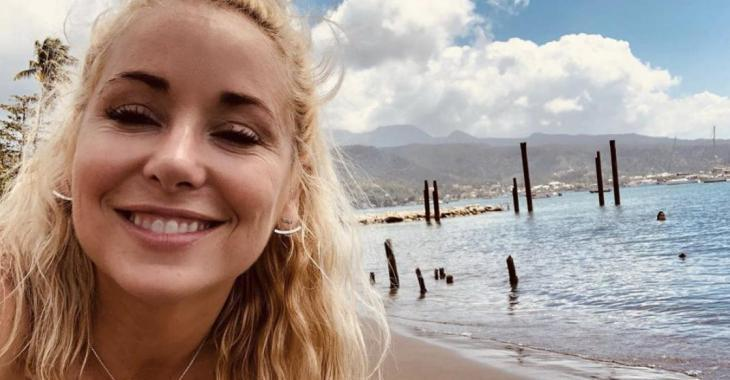 Mariloup Wolfe fait plaisir à ses fans avec des magnifiques photos de voyage sous le soleil