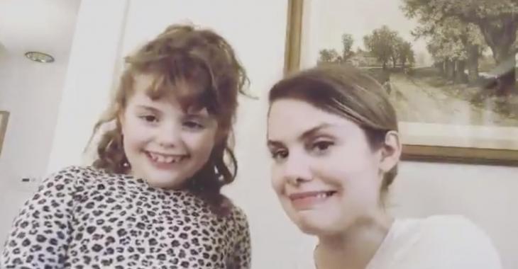 À VOIR: Coeur de pirate et sa fille Romy nous offrent une nouvelle adorable vidéo pleine d'espoir