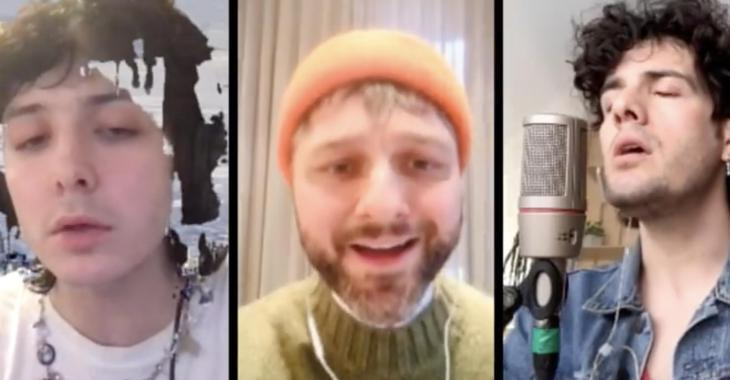 À VOIR: Pierre Lapointe et Hubert Lenoir en vedette dans une vidéo qui fait le tour du Web
